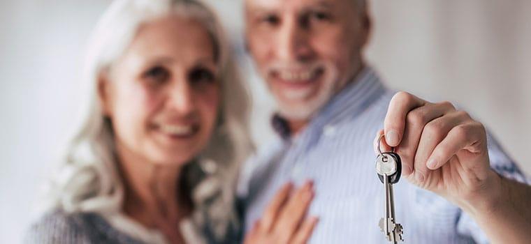 Asuntolaina eläkelaiselle