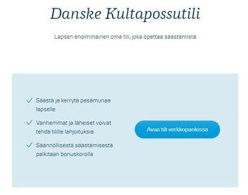 danske säästötili