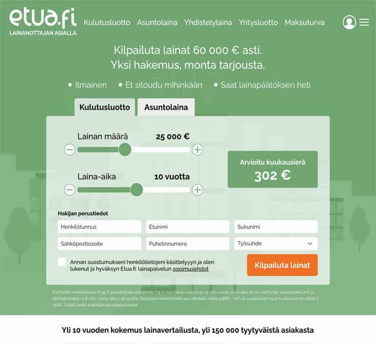 Etua.fi lainapalvelu