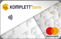 komplett bank luottokortti