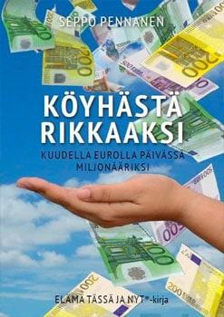 Köyhästä rikkaaksi -kirja