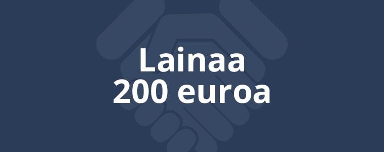 200e laina