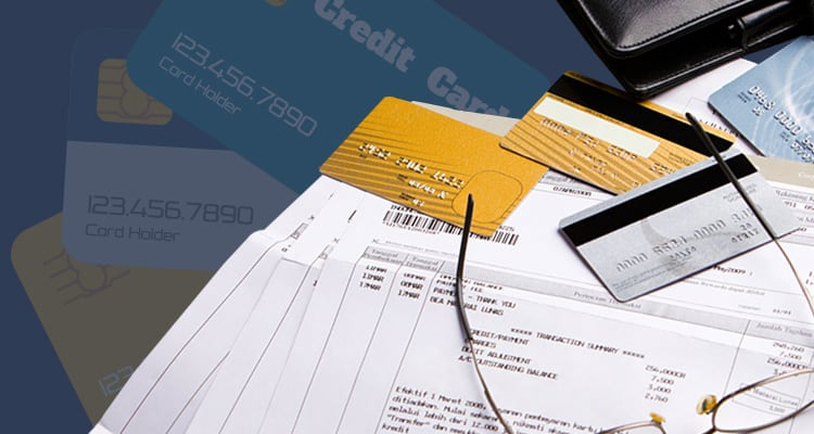 Laskun maksaminen luottokortilla