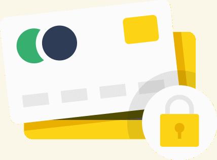 Luottokortin turvallisuus