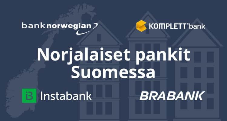 Norjalaiset pankit