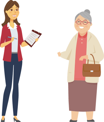 Pankki myöntää lainan eläkeläiselle
