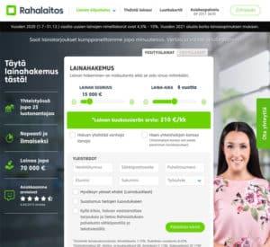 Kokemuksia Rahalaitos.fi-palvelusta