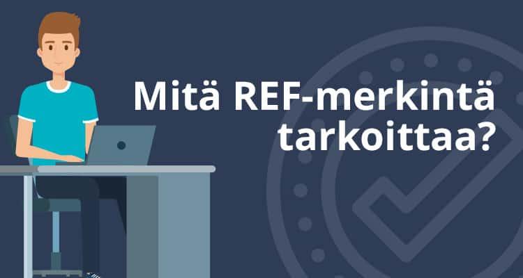 REF-merkintä