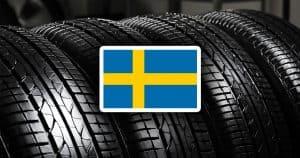 Osta renkaat Ruotsista halvemmalla