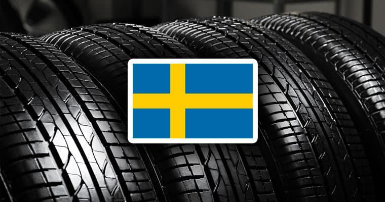 Renkaat Halvalla Ruotsista