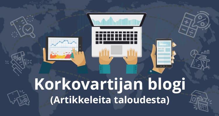 Talousblogi