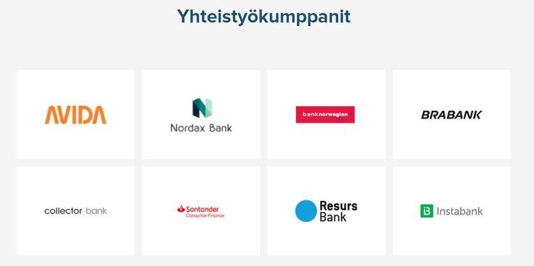 vertaanensin.fi yhteistyökumppanit